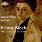 NI5943. BLOCH Music for Cello and Piano
