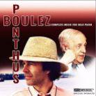 BRIDGE9456A/B. BOULEZ Complete Piano Music