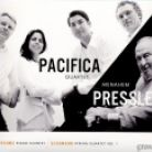 CDR90000 170. BRAHMS Piano Quintet. SCHUMANN String Quartet No 1