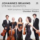 PTC5186 663. BRAHMS String Quintets Nos 1 & 2