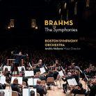 BSOCL1701/03. BRAHMS Complete Symphonies (Nelsons)