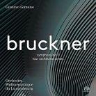 PTC5186 613. BRUCKNER Symphony No 1. 3 Pieces for Orchestra