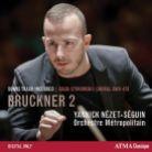 ACD2 2708. BRUCKNER Symphony No 2