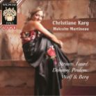 WHLIVE0062. Christiane Karg sings Strauss, Fauré, Debussy, Poulenc