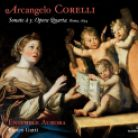CORELLI Trio Sonatas aurora