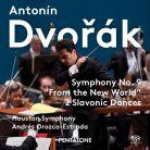 PTC5186 574. DVOŘÁK Symphony No 9. Slavonic Dances Nos 3 & 5