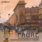 BIS2220. FAURÉ Music for Cello and Piano