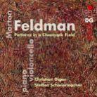 MDG6131931-2. FELDMAN Patterns in a Chromatic Field