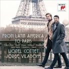 88985 43089-2. From Latin America to Paris