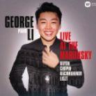 9029581294. George Li: Live at the Mariinsky