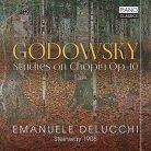 PCL0122. GODOWSKY Studies on Chopin