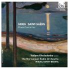 HMU90 7629. GRIEG; SAINT-SAËNS Piano Concertos