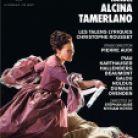 ALPHA715. HANDEL Alcina. Tamerlano