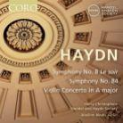 COR16148. HAYDN Symphonies Nos 8 & 84