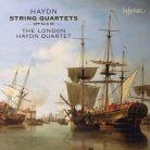 CDA68160. HAYDN String Quartets Opp 54 & 55