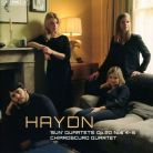 BIS2168. HAYDN String Quartets Op 20 Nos 4-6