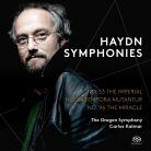 PTC5186 612. HAYDN Symphonies Nos 53, 64 & 96