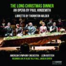BRIDGE9449. HINDEMITH The Long Christmas Dinner