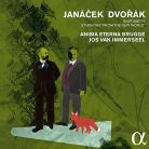 ALPHA206. JANÁČEK Sinfonietta DVOŘÁK Symphony No 9