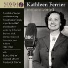 SOMMCD264. Kathleen Ferrier Remembered