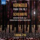 8 572758. KORNGOLD Piano Trio SCHOENBERG Verklärte Nacht