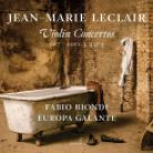 GCD923407. LECLAIR Violin Concertos
