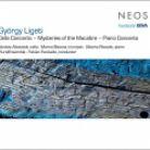 NEOS11013. LIGETI Piano Concerto. Cello Concerto