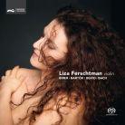 CC72635. Liza Ferschtman plays Biber, Bartók, Berio & Bach