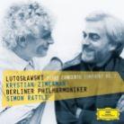 479 4518. LUTOSŁAWSKI Piano Concerto. Symphony No 2