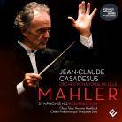 EVCD027. MAHLER Symphony No 2 (Casadesus)