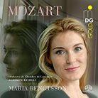 MDG940 1973-6. Maria Bengtsson: Mozart Arias