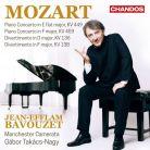 CHAN10958. MOZART Piano Concertos Nos 14 & 19 (Bavouzet)