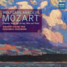 MS1447. MOZART Chamber music for strings, oboe and piano