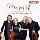 CHAN10932. MOZART Flute Quartets