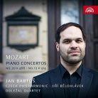 SU4234-2. MOZART Piano Concertos Nos 12 & 20