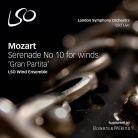 LSO5075. MOZART Serenade No 19, 'Gran Partita'