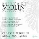 CDA68143. MOZART Violin Sonatas Vol 3