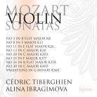 CDA68164. MOZART Violin Sonatas (Ibragimova & Tiberghien)