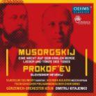 OC459. MUSSIRGSKY A Night on the Bare Mountain PROKOFIEV Alexander Nevsky