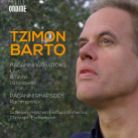 ODE1230-2D. Tzimon Barto: Paganini Variations, Paganini Rhapsody