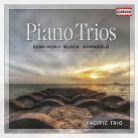 C5221. ZEMLINSKY; BLOCH; KORNGOLD Piano Trios
