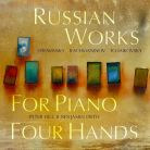 DCD34191. Russian Works for Piano 4 Hands