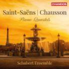 SAINT-SAËNS; CHAUSSON Piano Quartets