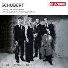 CHAN10931. SCHUBERT String Quartets D703, D887
