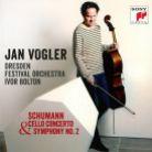 88985 372122. SCHUMANN Cello Concerto. Symphony No 2
