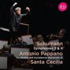 ICAC5139. SCHUMANN Symphonies Nos 2 & 4