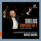 90 0144. SIBELIUS Symphony No 2. Finlandia. Karelia Suite