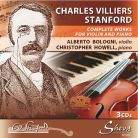 SH100. STANFORD Complete works for Violin and Piano. Alberto Bologni