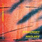 SSM1014. STRAVINSKY The Firebird NIKOLAEV The Sinewaveland