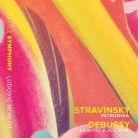 SSM1010. STRAVINSKY Petrushka DEBUSSY La boîte à joujoux